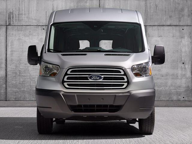 2019 Ford Transit Cargo 250, Oxford White (White), Rear Wheel