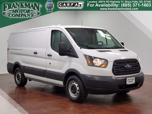 2016 Ford Transit Cargo 150, Oxford White (White), Rear Wheel