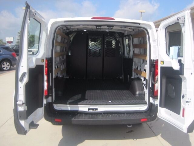 2019 Ford Transit Cargo 250 | Tea, SD, Oxford White (White), Rear Wheel