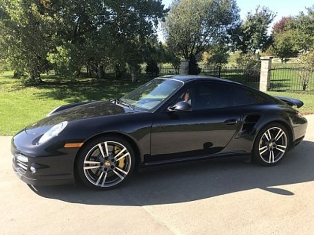 2013 Porsche 911 Turbo S, Basalt Black Metallic (Black), All Wheel